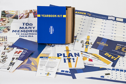 Yearbook kit