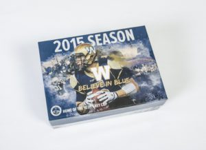 Blue Bombers suite box