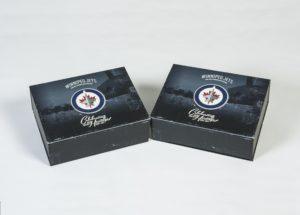 Winnipeg Jets Premium Suite Box - 2, closed