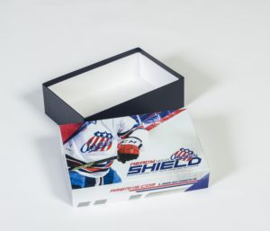 Rochester Americans Season Ticket Telescopic Box - open