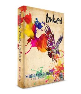 Northlands parkway yearbook cover