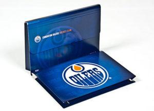 Edmonton Oilers Gusset Folder