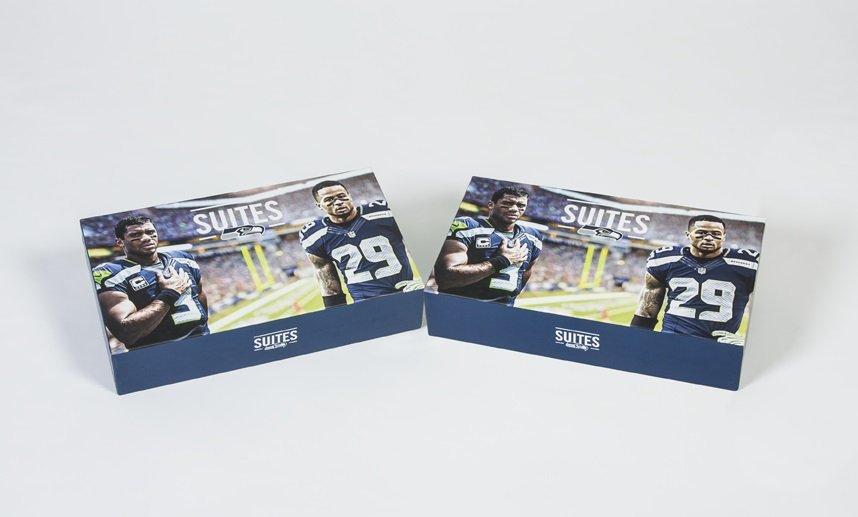 Seattle Seahawks Suite - closed