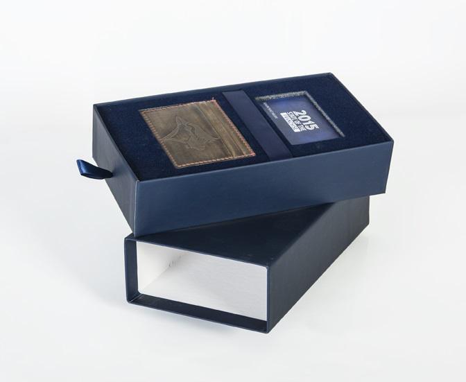 2015 Toronto Blue Jays Season Ticket Slide Box