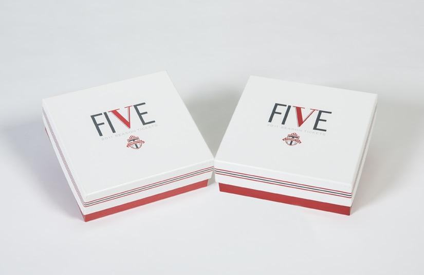Toronto FC - two boxes