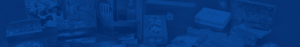 blue hued banner image of packaged products