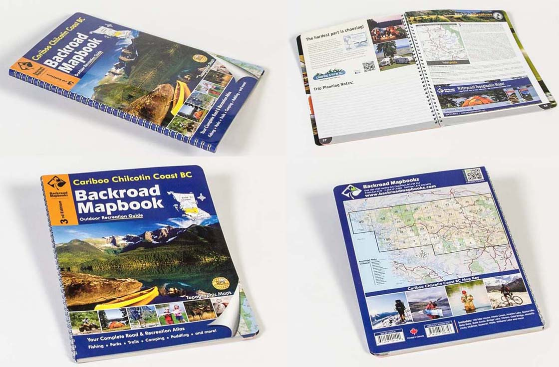 BackRoad Mapbook