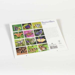 Butterfiles Calendar
