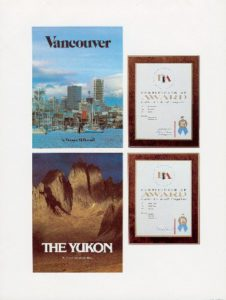 Vancouver, Yukon, covers