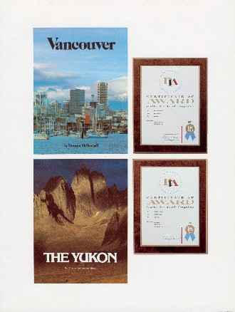 Vancouver, Yukon, covers