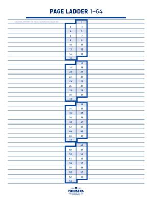 Plan It - Page Ladder