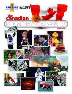 Canadian Memory Capsule